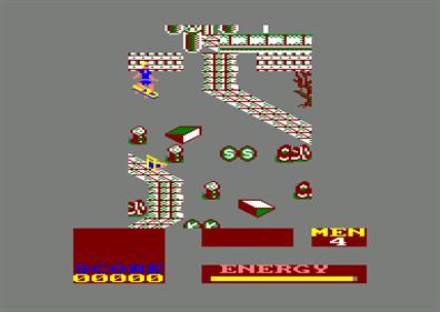Skateboard Kidz - Screenshot - Gameplay