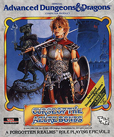 Advanced Dungeons & Dragons: Curse of The Azure Bonds