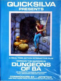 Dungeons of Ba
