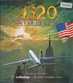 A320 Airbus: Edition USA