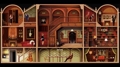 Clue - Fanart - Background