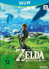 The Legend of Zelda: Breath of the Wild - Box - Front