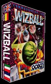 Wizball - Box - 3D