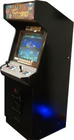 Street Fighter III 2nd Impact: Giant Attack - Arcade - Cabinet