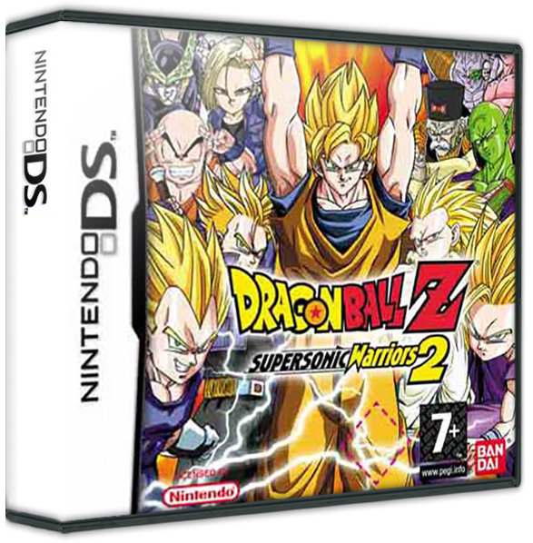 download de dragon ball z supersonic warriors 2 para gba