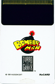 Bomberman - Cart - Front