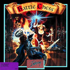 Battle Chess - Box - Front