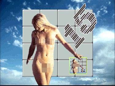 15 Move Hole Puzzle - Screenshot - Game Title