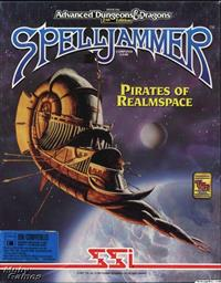 AD&D Spelljammer: Pirates of Realmspace