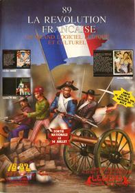 89: La Revolution Francaise