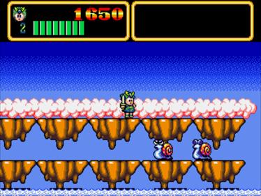 Wonder Boy III: Monster Lair - Screenshot - Gameplay