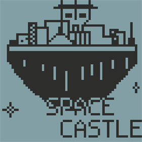Space Castle - Screenshot - Game Title