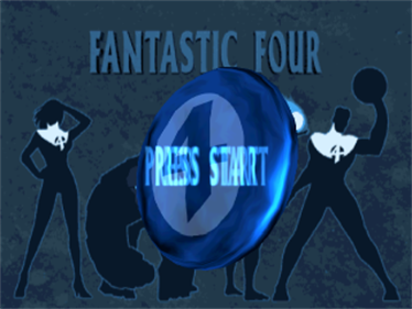 Fantastic Four - Screenshot - Game Title
