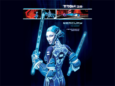 Tron 2.0: Killer App - Screenshot - Game Title
