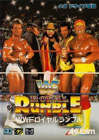 WWF Royal Rumble - Box - Front