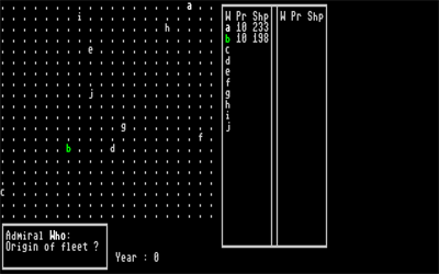 Galactic Empire - Screenshot - Gameplay