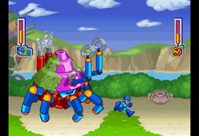 Mega Man 8 - Screenshot - Gameplay
