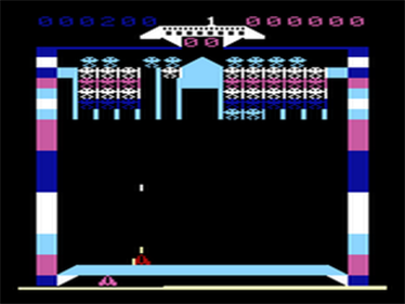 Astro Invader - Screenshot - Gameplay