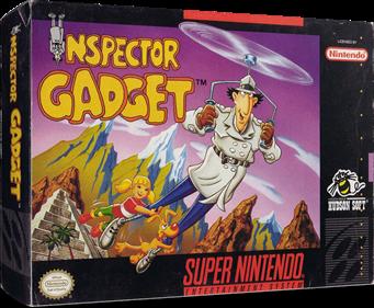 Inspector Gadget - Box - 3D