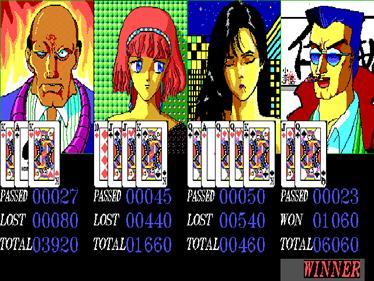 9 Poker - Screenshot - Gameplay