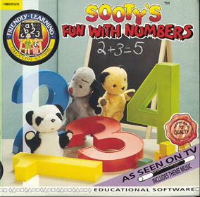 Sooty And Sweep's Fun With Numbers