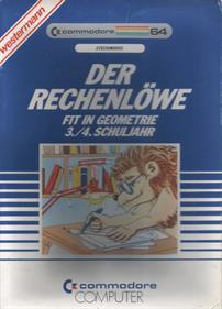 Der Rechenlowe: Fit in Geometrie: 3-4 Schuljahr