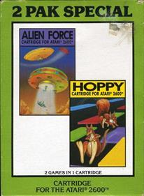 2 Pak Special Green - Alien Force / Hoppy