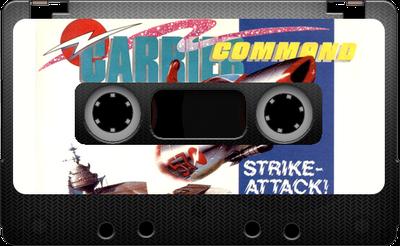 Carrier Command - Fanart - Cart - Front