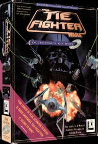 Star Wars: TIE Fighter - Box - 3D