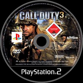 Call of Duty 3 - Disc
