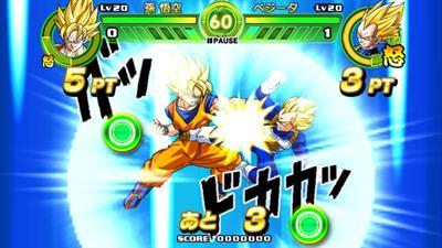 Dragon Ball: Tap Battle - Screenshot - Gameplay