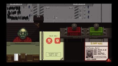 Papers, Please - Screenshot - Gameplay