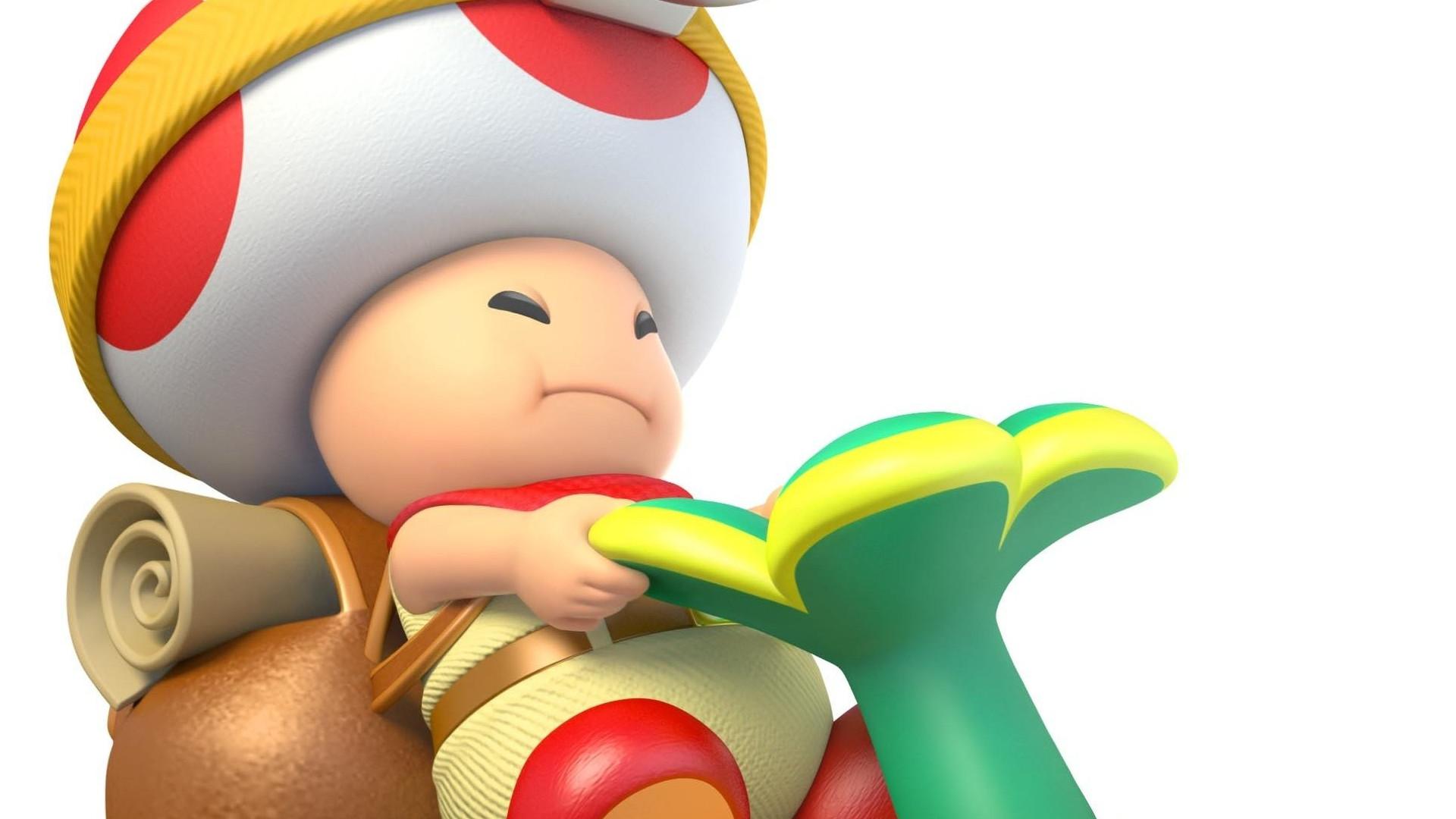 Captain Toad Treasure Tracker Details Launchbox Games