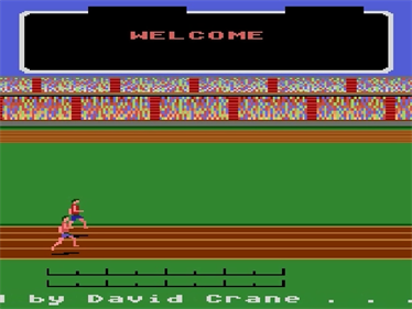 The Activision Decathlon - Screenshot - Game Title