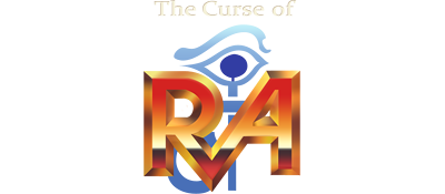 The Curse of Ra - Clear Logo