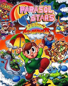 Parasol Stars: Rainbow Islands II