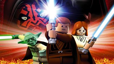 LEGO Star Wars: The Video Game - Fanart - Background