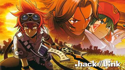.hack//Link - Fanart - Background