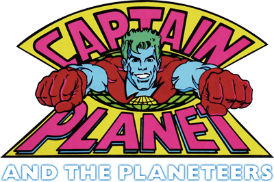 Captain Planet and the Planeteers - Clear Logo