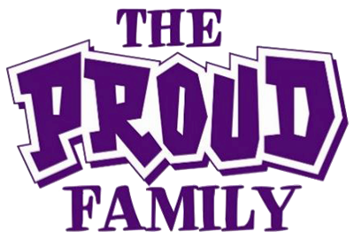 The Proud Family - Clear Logo