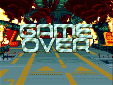 Alligator Hunt - Screenshot - Game Over