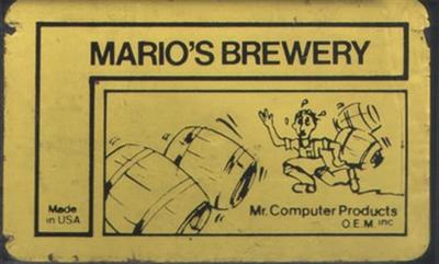 Mario's Brewery