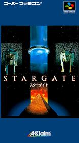 Stargate - Box - Front