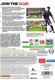 FIFA 13 - Box - Back