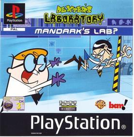 Dexter's Laboratory: Mandark's Lab? - Box - Front