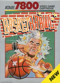 Basketbrawl - Box - Front