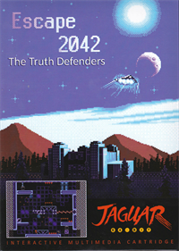 Escape 2042: The Truth Defenders