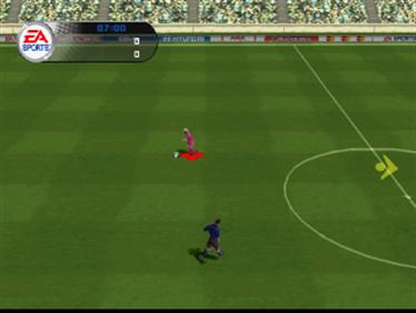FIFA Soccer 2002: Major League Soccer - Screenshot - Gameplay