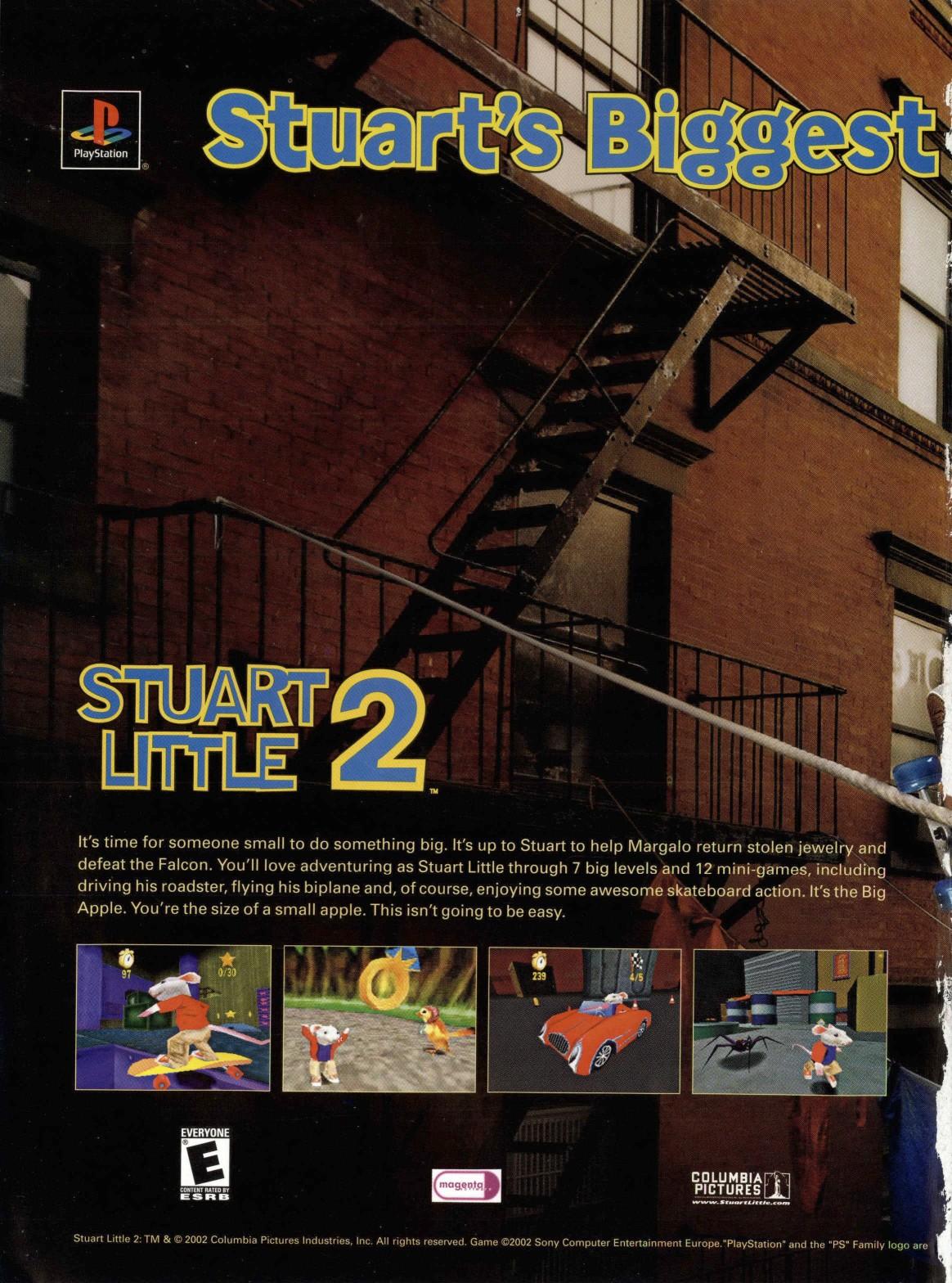 Stuart Little 2 Details Launchbox Games Database