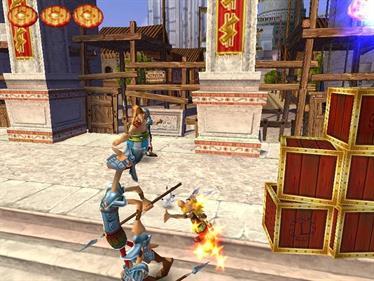 Astérix & Obélix XXL 2: Mission: Las Vegum - Screenshot - Gameplay